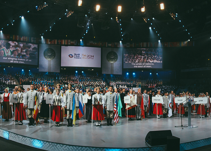 choir games in riga concert 2014